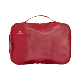 Eagle Creek Pack-It Clean Dirty - Para tener el equipaje ordenado - M rojo